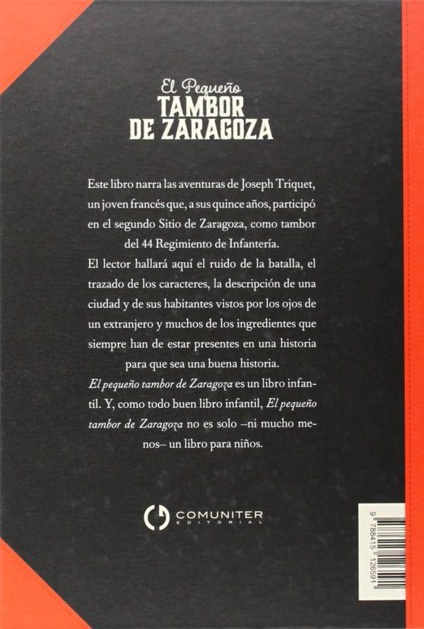 El pequeño tambor de Zaragoza