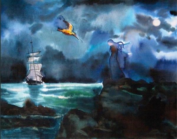 La leyenda de las mareas mansas