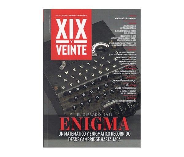 Número 7 Revista XIX y Veinte