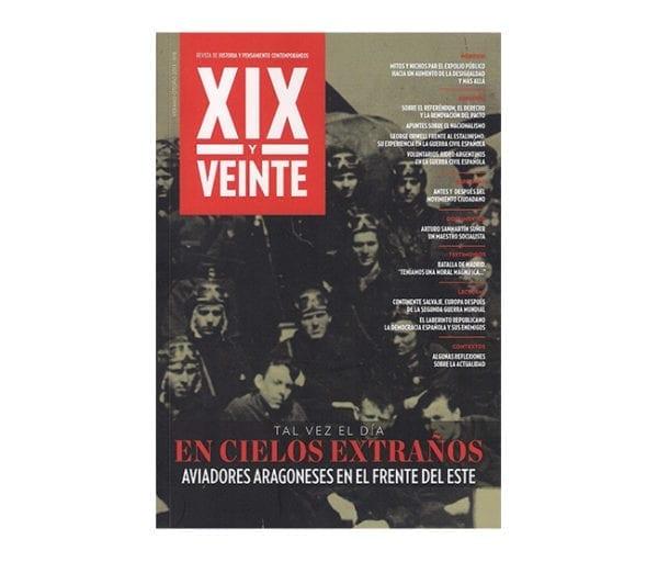 Número 8 Revista XIX y XX