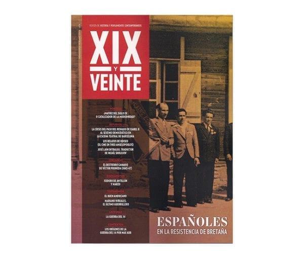 Número 9 Revista XIX y Veinte