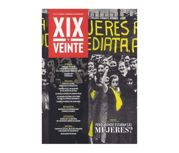 Número 10 Revista XIX y Veinte