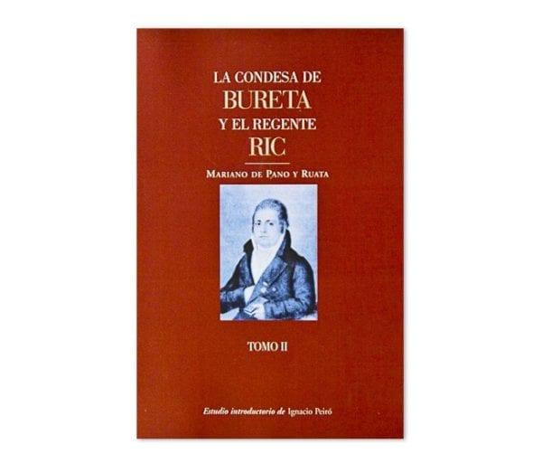 La Condesa de Bureta y el Regente Ric (Tomo 2)