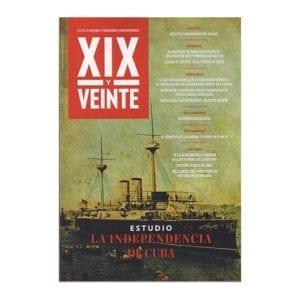 Nº 12 de Revista XIX Y VEINTE