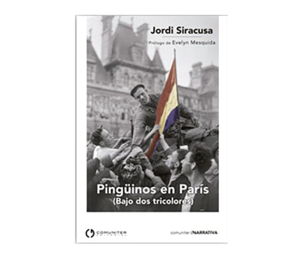 Pingüinos en París (Bajo dos tricolores)